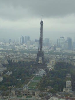 Photo of Paris Skip the Line: Eiffel Tower Tickets and Small-Group Tour Eiffel tower from tour montparnasse