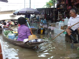 Photo of Bangkok Floating Markets of Damnoen Saduak Cruise Day Trip from Bangkok Floating Market
