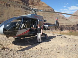 Photo of Las Vegas Grand Canyon Helicopter Tour from Las Vegas Grand Canyon juni 2013