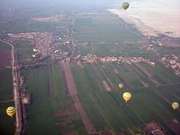 Photo of Luxor Hot Air Balloon Flight Over Luxor West Bank and Nile River Hot Air Balloon in Luxor