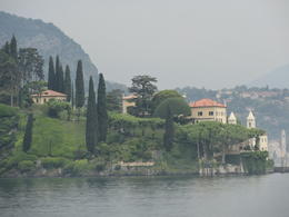 A beautiful villa on Lake Como. , Judy & Mike - July 2012