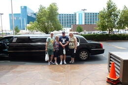 Photo of Las Vegas Grand Canyon All American Helicopter Tour Limo pickup