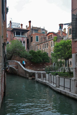 Photo of Venice Venice Tour Including Gondola Ride Residential Area