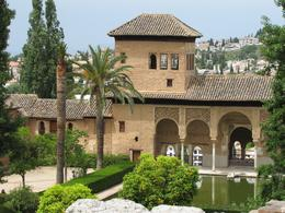 The Jardines del Portal in the Alhambra , Lizette G - May 2011