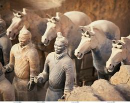 Photo of Xian Small-Group Tour: Terracotta Warriors, Dumpling Banquet and Tang Dynasty Show in Xi'an Terracotta Army