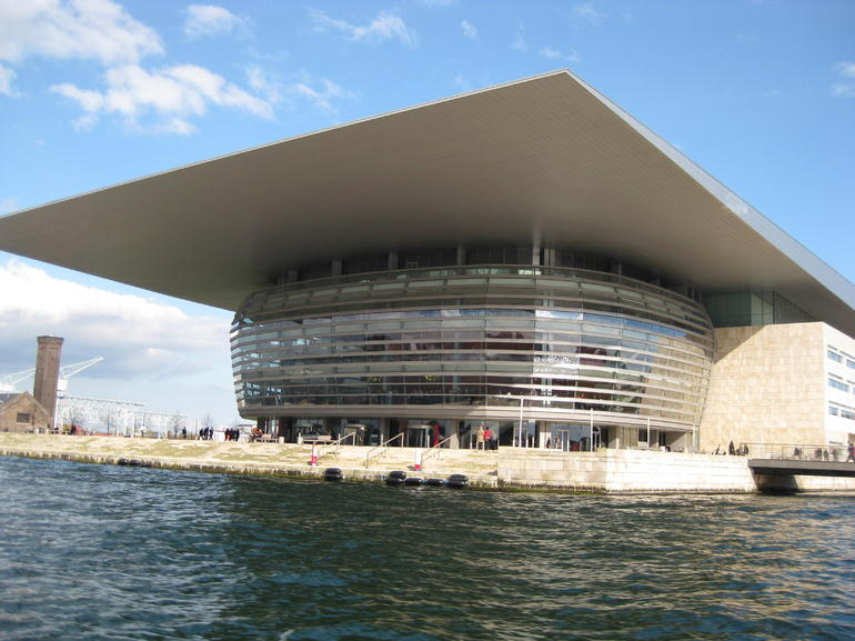 The Opera House - Copenhagen