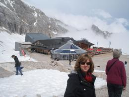 A great memory! Travel by cable car to Zugspitze, 2,962 meters above sea level and the highest point in Germany. Have lunch and great German bear in the restaurant just below the peak. You won't..., David F - June 2010