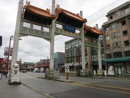 Photo of   Vancouver Chinatown