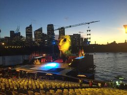 Aida Opera on the Harbour - March 2015