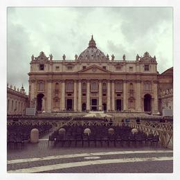 Amazing Vatican City! Excellent!! , Sean C - November 2014