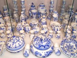 Delft Pottery., Sean W - March 2008