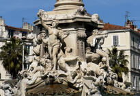 Photo of Marseille Fontaine Castellane