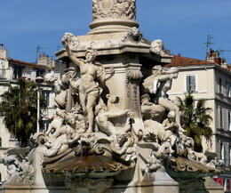 Photo of   Fontaine de la place Castellane