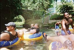 Photo of Ocho Rios Ocho Rios White River Valley Tubing Safari Fun Tubing on the White River