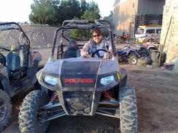 Photo of Sharm el Sheikh Quad Biking in the Egyptian Desert from Sharm el Sheikh I wish I had time to take this one :-)