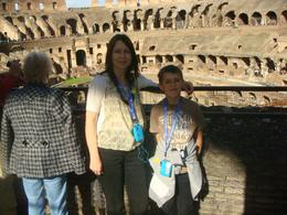 Photo of Rome Skip the Line: Vatican Museums Tickets Inside the Colosseum