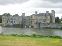 The side of Leeds Castle again, Christopher M - July 2009