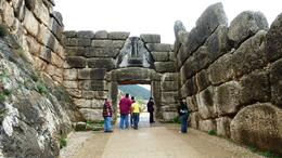 Photo of Athens 3-Day Classical Greece Tour: Epidaurus, Mycenae, Nafplion, Olympia, Delphi mycaene