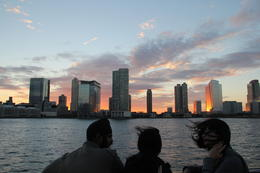 Photo of New York City New York Harbor Hop-on Hop-off Cruise including 9/11 Museum Ticket New York in Sunset
