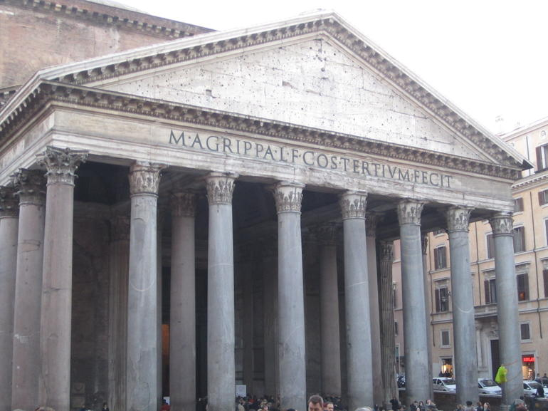 Pantheon - Best of Rome Walking Tour - Rome