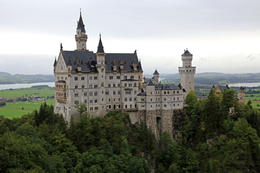 Photo of Munich Neuschwanstein Castle Small Group Day Tour from Munich Photo of the castle, taken from the bridge.