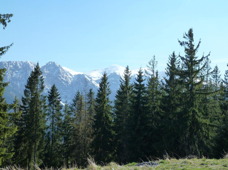 Tatra Mountains, Carpathian Range, Poland - Krakow