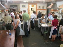Photo of Florence Tuscan Cooking Class and Dinner in Florence The class