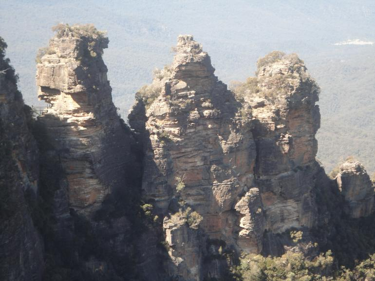 Three Sisters - Blue Mountains NSW 17 Sept 2010 - Sydney