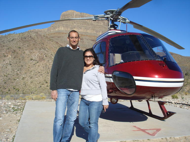 With the Heli - Las Vegas