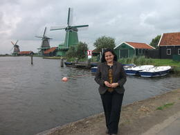 Photo of Amsterdam Zaanse Schans Windmills, Marken and Volendam Half-Day Trip from Amsterdam Zaanse Schans Windmills_DSCF5626_Tania Dey