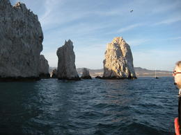 Photo of Los Cabos Cabos Original Sunset Cruise Arches