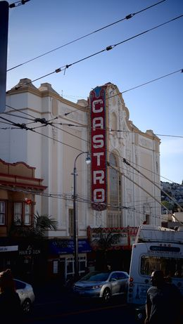 One of the most iconic landmarks of the Castro , Marc M - May 2015