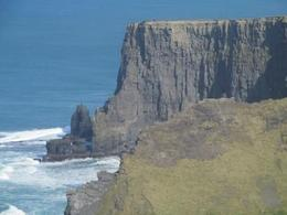 This photo was taken while walking along the path that takes you over and around the cliffs. , Rebecca B - April 2013