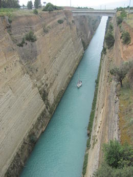 Corinth Canal , andis.kurmitis - May 2014