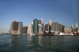 Photo of New York City Manhattan Island Cruise Downtown from East River