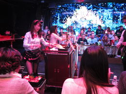 Photo of Tokyo Tokyo Robot Evening Cabaret Show Drink and snack girls