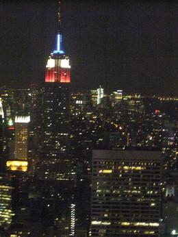 ESB red, white and blue to commemorate Memorial Day , Karen D - June 2011