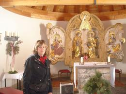 Photo of Munich Ettal Monastery and Zugspitze Day Tour from Munich Inside church on top of German Alps