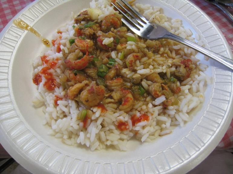 Lunch! - New Orleans