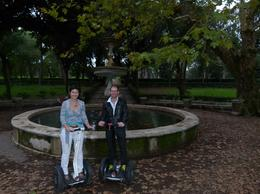 Segway in the park, Uberto is the fotograh ! , DECULTIEUX M - November 2013