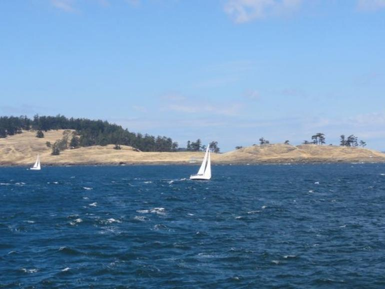 Near Lopez Island - Seattle