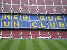 Photo of Barcelona Barcelona Card with Guidebook Nou Camp Stadium