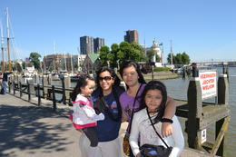 Photo of Amsterdam Holland in One Day Sightseeing Tour Short stop at Rotterdam...