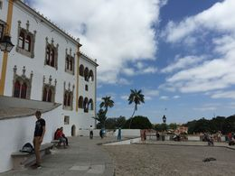 City Center, near the National Palace of Sintra , pellen88 - July 2015