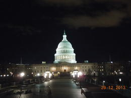 Photo of Washington DC Washington DC Monuments by Moonlight Night Tour by Trolley The Capitol