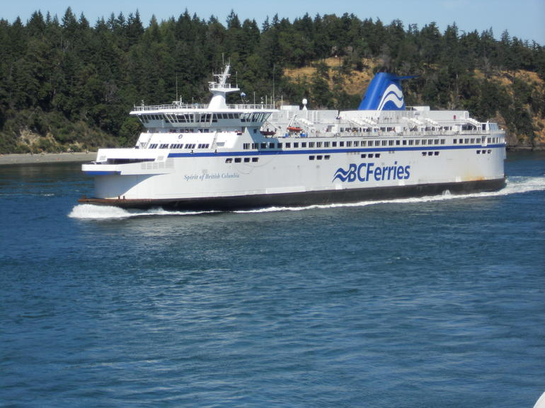 The Ferry - Vancouver