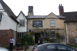 Photo of London Stonehenge, Windsor Castle, Bath, and Medieval Village of Lacock Including Traditional Pub Lunch The George