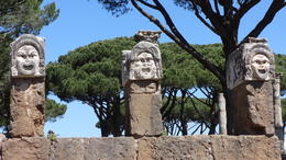 Photo of Rome Ancient Ostia Small Group Day Trip from Rome Theatre 2