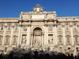 Photo of Rome Classical Rome City Tour Trevi Fountain