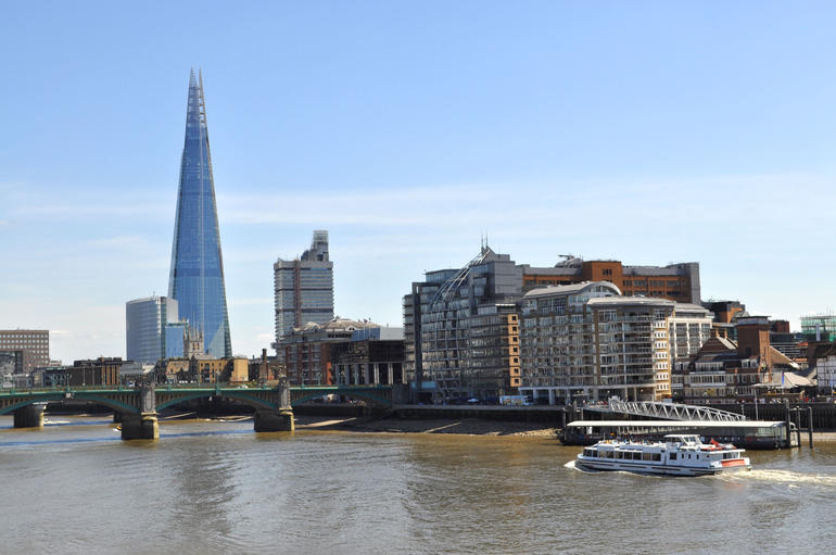 Viator VIP: Exclusive-Access Tour to The Tower of London, St Paul?s Cathedral and The View from The Shard - London